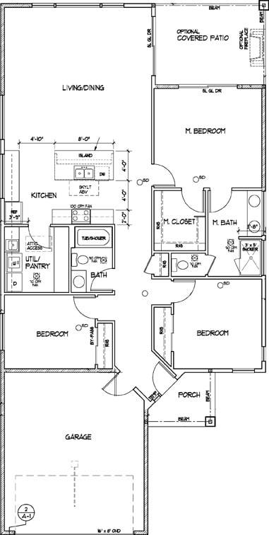 View The Floor Plan. Design 1670 Part 92